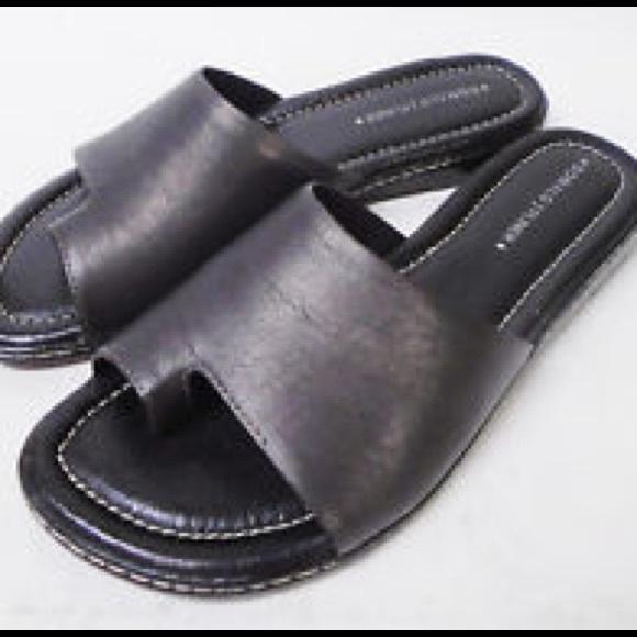 Nwt Donald J Pliner Geon Black Sandal